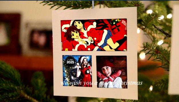 圣诞节电子相册截图2