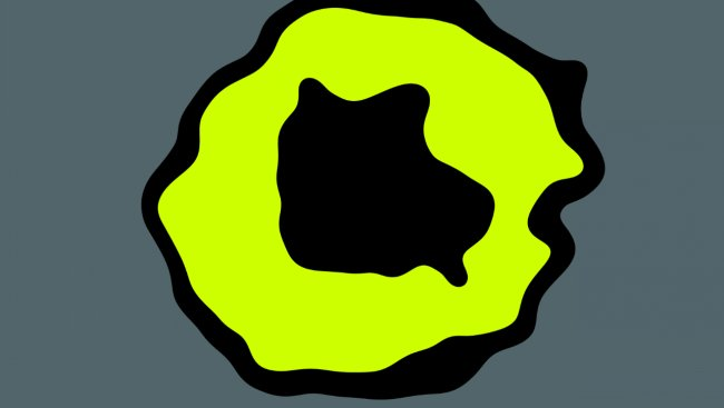 明黃色調液體轉場
