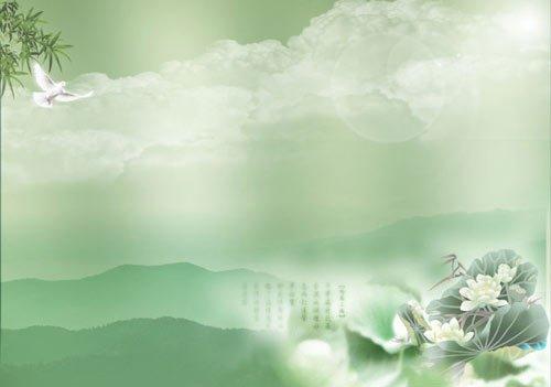 中国风之意境素材