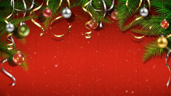 Vegas圣誕節視頻素材2