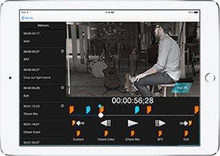 Vegas Pro 13, ipad審查系統已上線