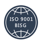 ISO 9001和BISG认证