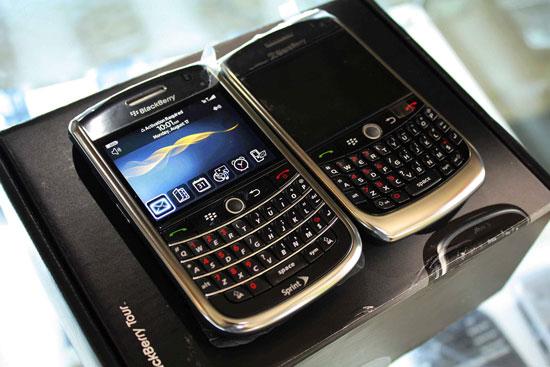 BlackBerry(黑莓)操作系统