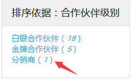 TeamViewer官方合作伙伴级别