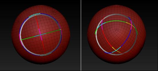 移动、旋转和缩放物体