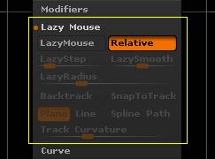 Lazy Mouse子菜單