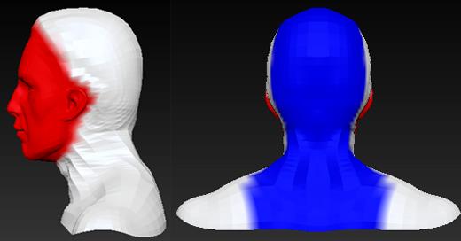 手动创建UV缝合线