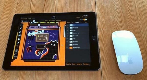 iPad Pro或将支持USB鼠标