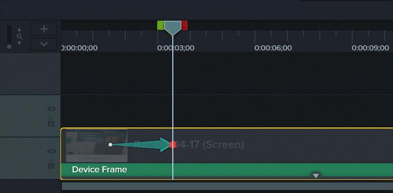 图4:设备框架中的编辑操作
