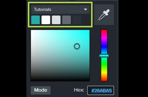 图3:选择题主颜色