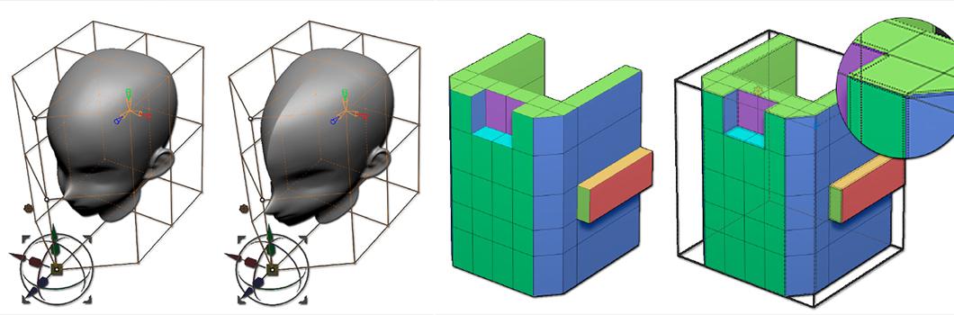 新Gizmo 3D 变形器