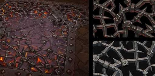 结合2.5D和3D技术,丰富无数细节