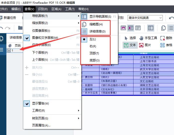 图3:显示格式和位置