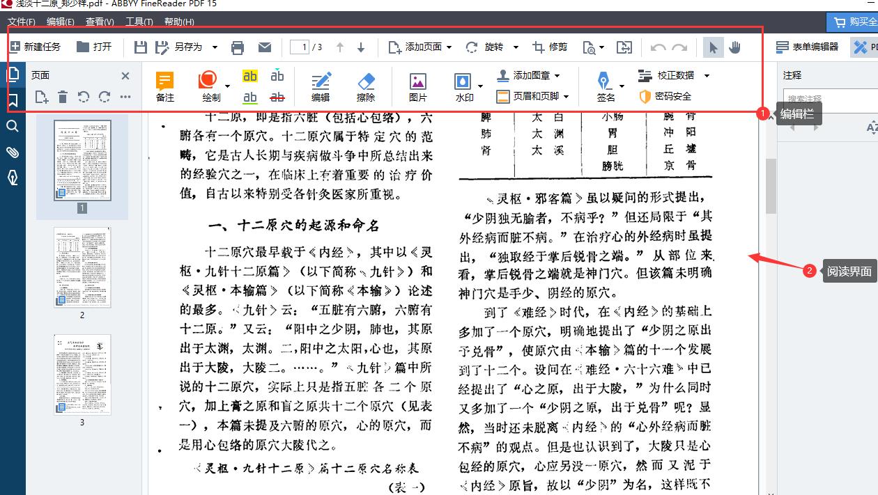 图2:文字编辑