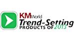 2013年度KM World引领潮流产品