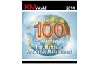 KM World 100强公司