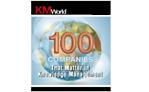 KM World 影响知识管理100强公司