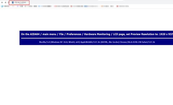网页预览图