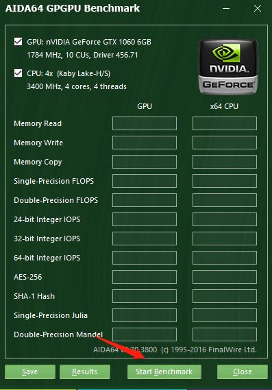 测试GPU