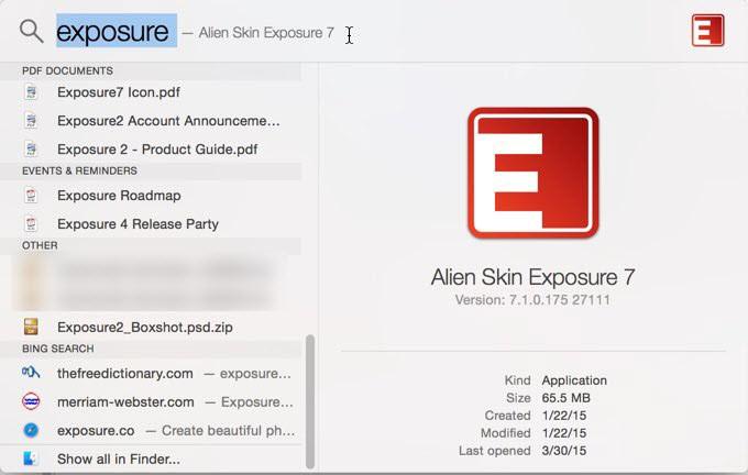 在MacOS上,如何手动卸载Exposure