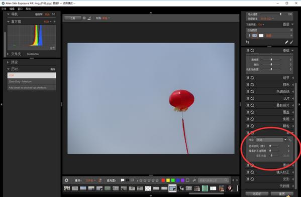 如何运用Alien Skin Exposure X4的IR功能做出红外滤镜效果