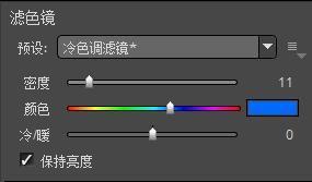 图4:滤色镜