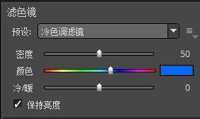 圖4:濾色鏡