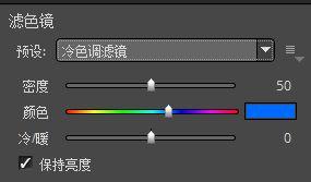 图 5:滤色镜