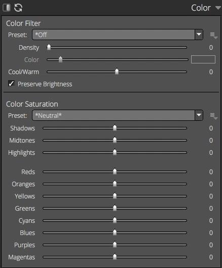 如何解决Exposure X4中的蓝调变性