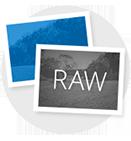 完整的無損RAW照片編輯器