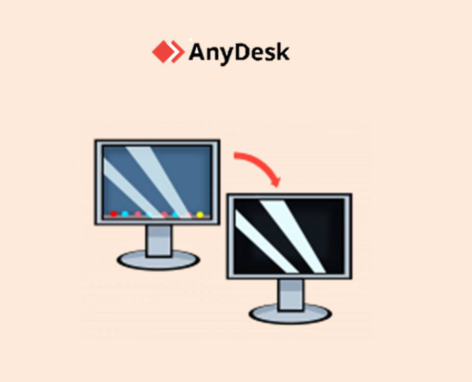 图1:Anydesk的隐私模式
