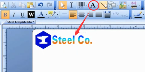 BarTender条形码标签设计