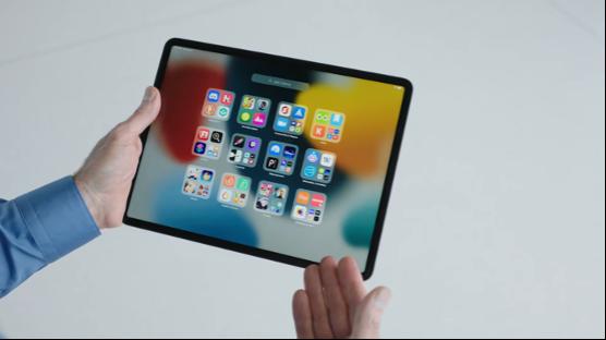 圖3:iPadOS 15