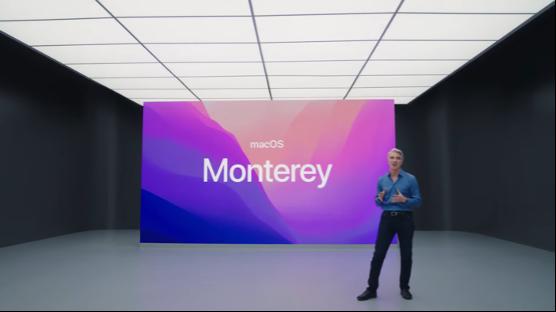 圖5:macOS Monterey