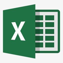 office excel软件图标
