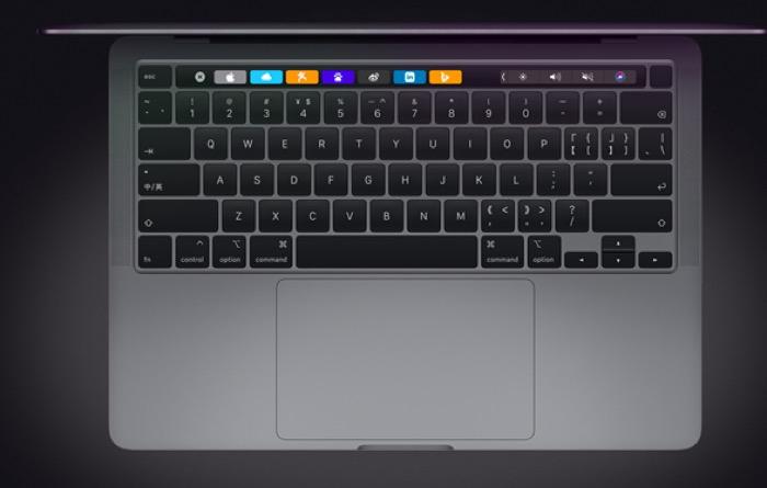 新版13寸Macbook Pro