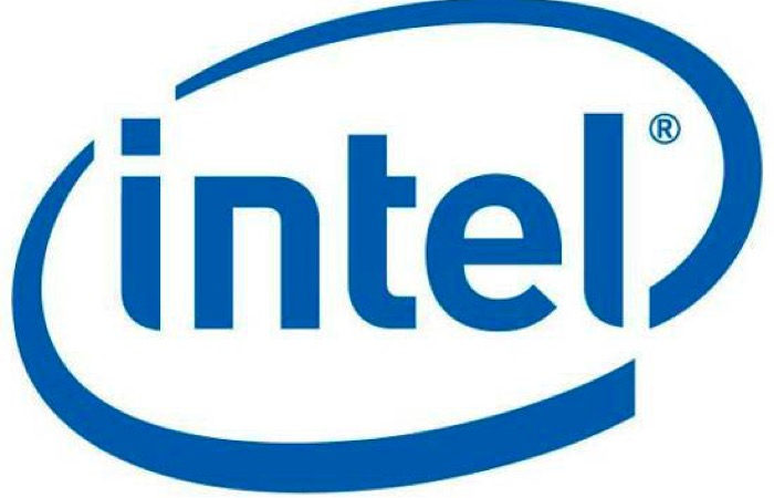 Intel图标