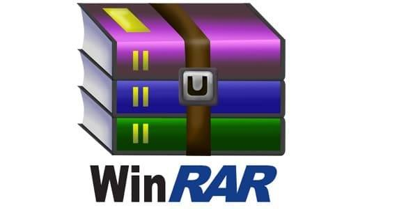 WinRAR软件图标
