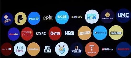 苹果影视平台合作