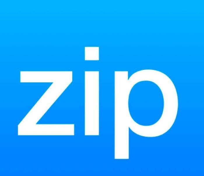 ZIP格式图标