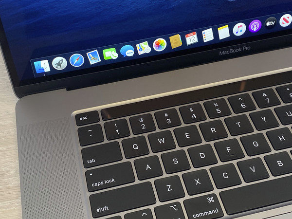 16寸MacBook Pro硬件选项升级(示意图)