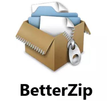 BetterZip界面