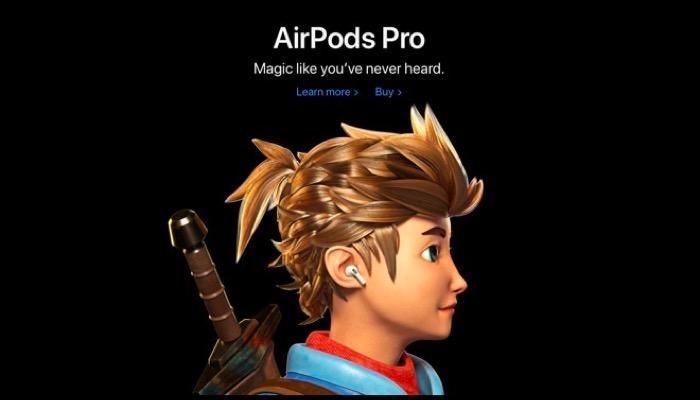 Apple Arcade游戏人物