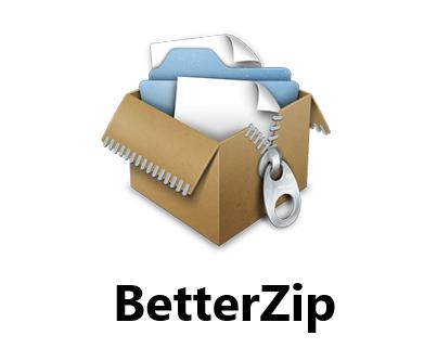 Mac解压缩软件BetterZip