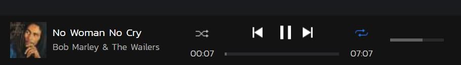 聆听雷鬼乐歌曲