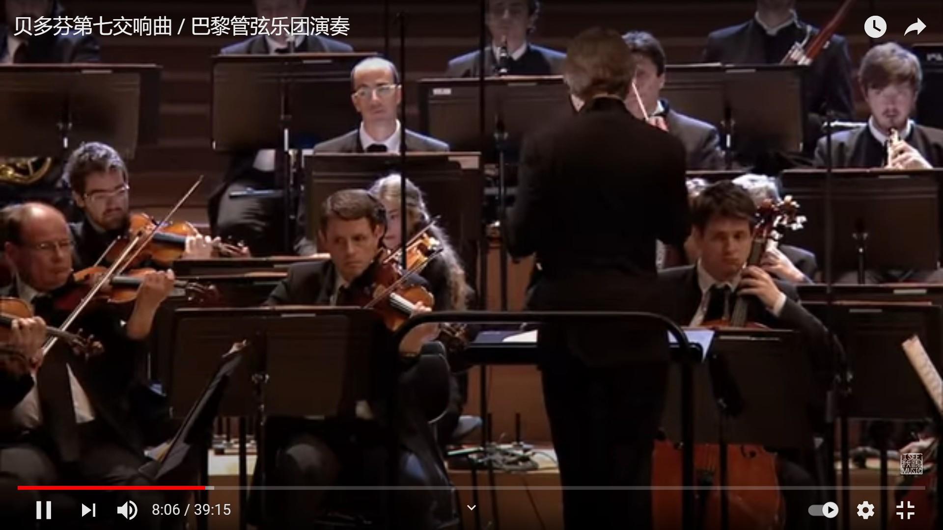 欣赏管弦乐团演奏