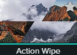 图4 Action Wipe新功能