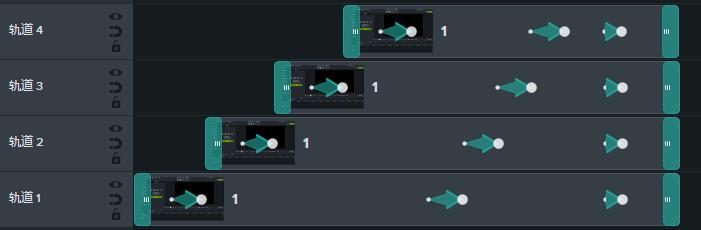 图8:添加第三个动画效果