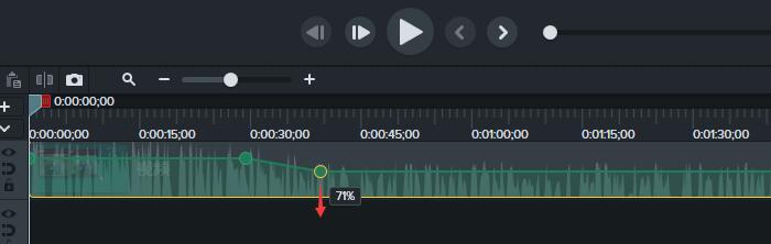 图4:降低音量