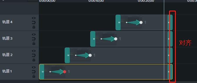 图6:复制动画效果